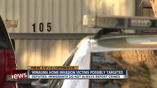 Wimauma home invasion victims possibly targeted - Video