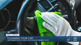 Are you properly cleaning your car?