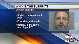 William Seyfried arrested for making threats to judges