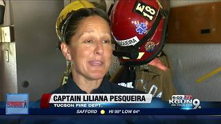 First responders commemorate 9/11 through tower challenge - Video