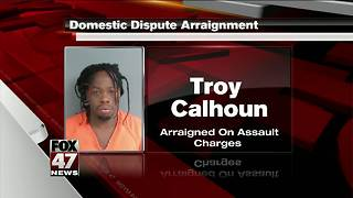 Man accused of shooting woman in the head is charged - Video