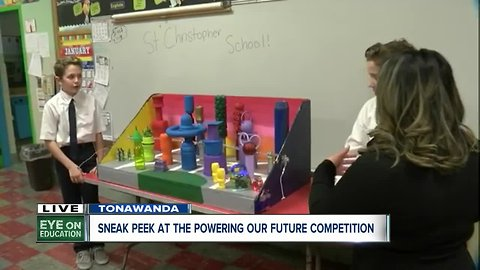 Powering our future competition urges students to plan for the future