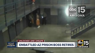 Arizona Department of Corrections Director announces retirement