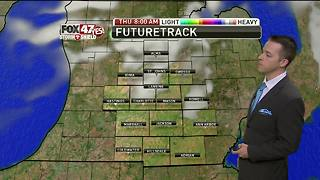Dustin's Forecast 8-8 - Video