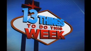 13 Things To Do This Week In Las Vegas For Nov. 2-8 - Video