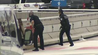 Police search the area after Ft. Lauderdale Airport shooting