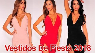 Vestidos De Fiesta 2018 - Video