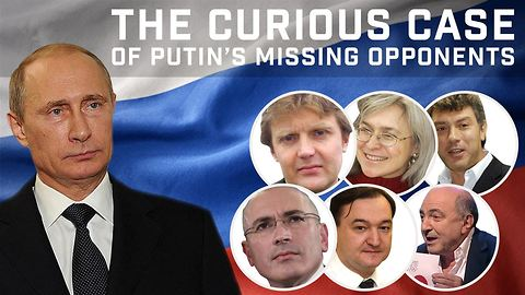 Poison, Jail and Suicide: How Putin's foes disappear