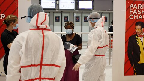France Testing Travelers From 16 Countries For Virus Upon Arrival