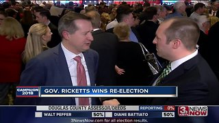 Ricketts wins re-election
