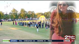 Salina remembers Autumn Seely - Video