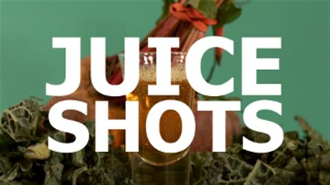 How to get into juicing: apple of my eye