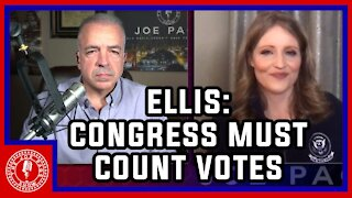 How Elections are ACTUALLY Certified -- Jenna Ellis