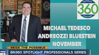 BN360 Spotlight Professional Michael Tedesco - Video