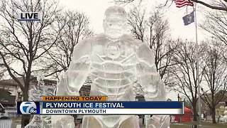Plymouth Ice Fest - Video