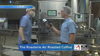 Behind the scenes at The Roasterie