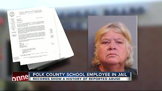 School employee arrested after striking disabled student in the face - Video