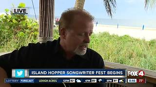 2017 Island Hopper Songwriter Festival - Video