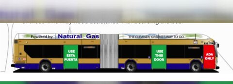 New rules for Las Vegas buses