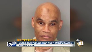 Petition fights 'Bolder than Most' rapist's release