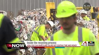 What happens to items after you recycle them? - Video