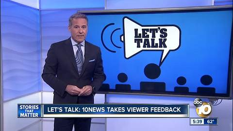 Let's Talk: 'Fake News' is a Reckless Phrase
