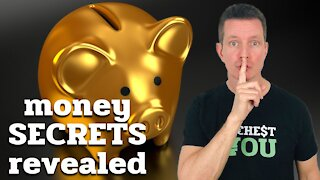 Money Secrets of the Rich THEY Don't Want You To Know About