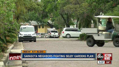 Neighbors upset over plans to expand Marie Selby Botanical Gardens in Sarasota