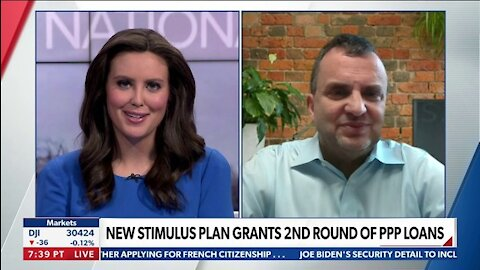 Ami Kassar, CEO & Founder, MultiFunding - NEW STIMULUS PLAN GRANTS 2ND ROUND OF PPP LOANS