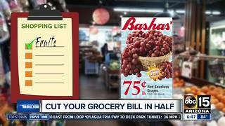 Save at the grocery store this week - Video