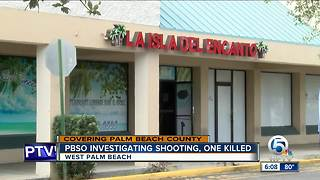 1 dead, 3 injured in nightclub shooting in suburban West Palm Beach