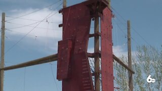 Walker Center encouraging community use of challenge course