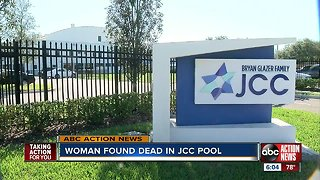 Tampa police investigate after body found in pool at Glazer Family JCC
