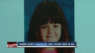 AMBER Alert canceled for 5-year-old girl from Dunnellon - Video