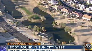 Body found in Sun City West - Video