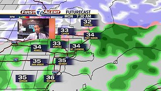 Tracking a chance of snow
