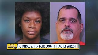 Para educator arrested in Bartow, accused of child abuse on special needs students - Video