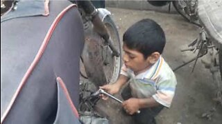 This little mechanic does big things