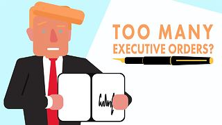 Executive Orders: Trumping other Presidents - Video