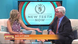 The Morning Blend talks with New Teeth Now about how they transform smiles everyday - Video