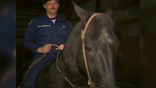 IMPD Mounted Patrol 021983 - Video