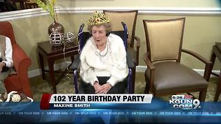 Looking forward to life at age 102 - Video