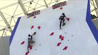 U.S. Olympic climbers heading for the world stage