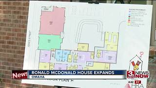 Ronald McDonald House Expands - Video