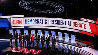 September's Democratic Debate May Feature Half As Many Candidates