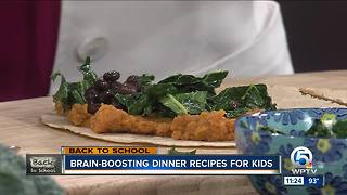 Brain-boosting dinner recipes for kids - Video