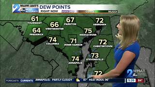 Maryland's Most Accurate Forecast - Friday PM - Video