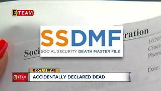 Social Security error makes a woman dead