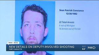 Suspect killed during CCSO officer involved shooting is identified