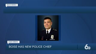 Mayor McLean names new police chief